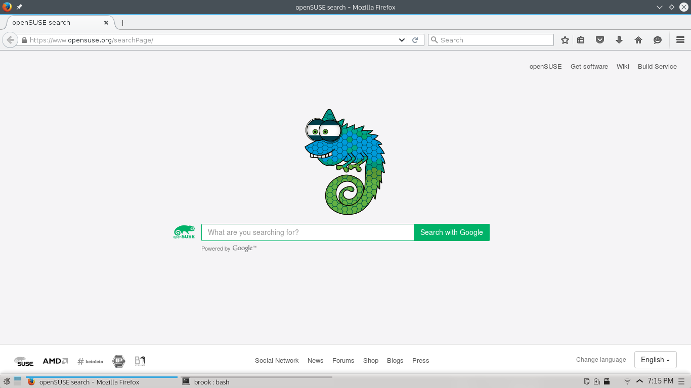 torrent client for suse linux