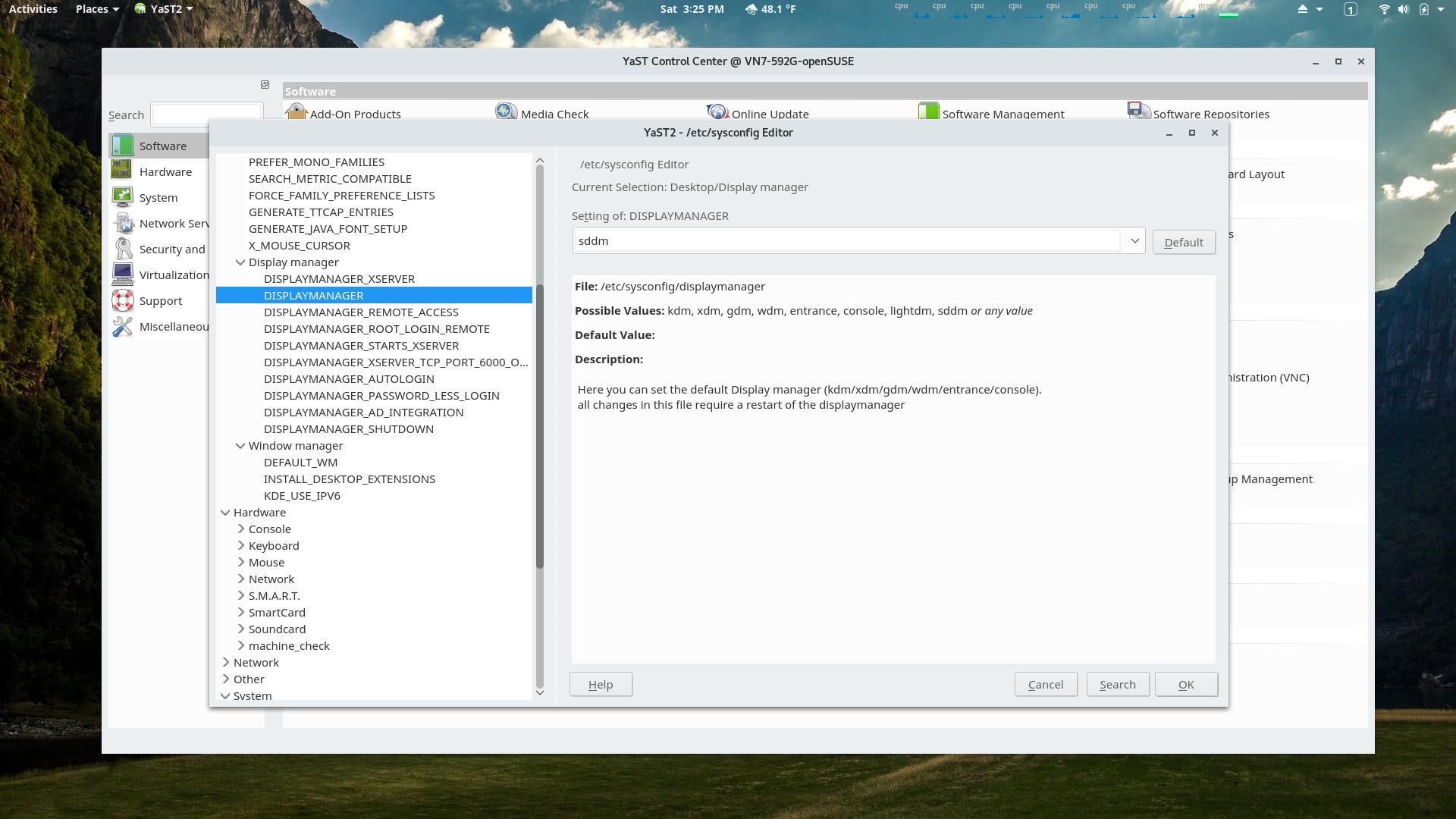 openSUSE Tumbleweed [Snapshot 20161204] Review | ORDINATECHNIC